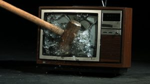 Television: The Drug of The Nation